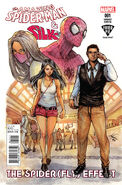 Amazing Spider-Man & Silk The Spider(fly) Effect Vol 1 1 Fried Pie Variant