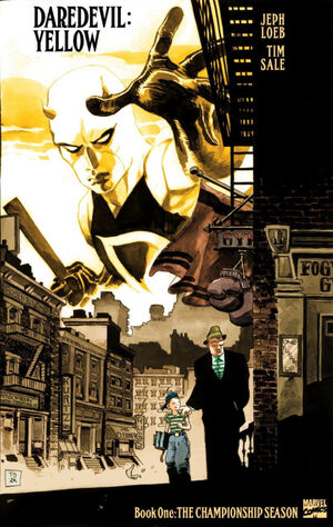 Daredevil Yellow Vol 1 1