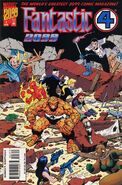 Fantastic Four 2099 Vol 1 3