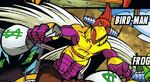 Henry Hawk (Earth-11911) from Super Hero Squad Spectacular Vol 1 1