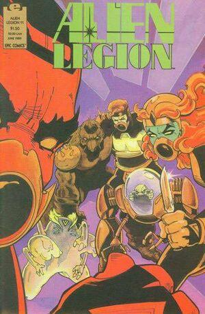 Alien Legion Vol 2 11