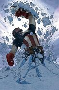 Captain America Vol 7 25 Hughes Variant Textless