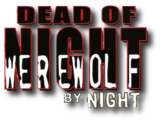 Dead of Night Featuring Werewolf by Night (2009) Logo