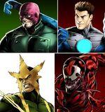 Frightful Four (Earth-12131) from Marvel Avengers Alliance 0001