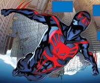 Miguel O'Hara (Earth-928) from Spider-Man Vol 2 2 002