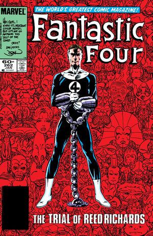 Fantastic Four Vol 1 262