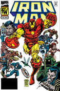 Iron Man Vol 1 319