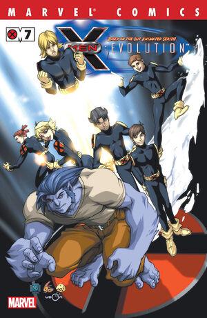 X-Men Evolution Vol 1 7