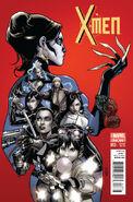X-Men Vol 4 13 Briones Variant