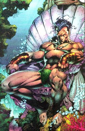 Namor McKenzie (Earth-616) from Fantastic Four Vol 2 2 0001