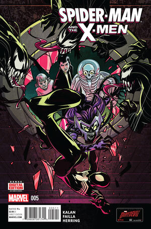 Spider-Man and the X-Men Vol 1 5