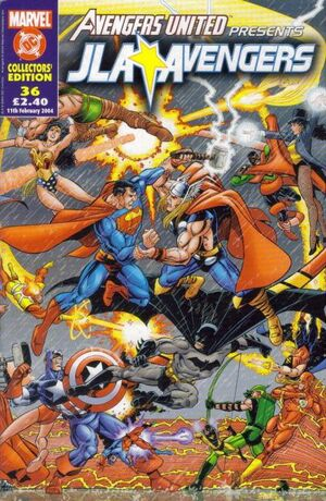 Avengers United Vol 1 36