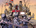 Confederate States Army (Earth-42466) Deadpool vs. X-Force Vol 1 1