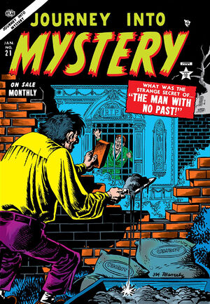 Journey into Mystery Vol 1 21