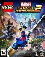 LEGO Marvel Super Heroes 2 box art