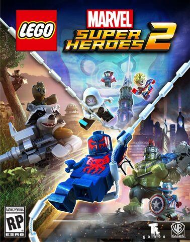 File:LEGO Marvel Super Heroes 2 box art.jpg