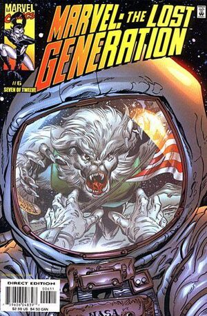 Marvel The Lost Generation Vol 1 6