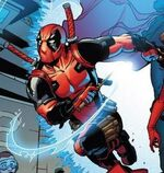 Wade Wilson (Earth-14112) from Longshot Saves the Marvel Universe Vol 1 2