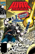 War Machine Vol 1 6