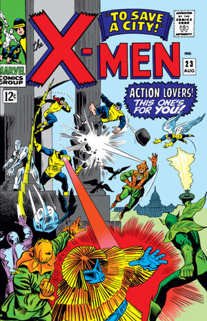 X-Men Vol 1 23
