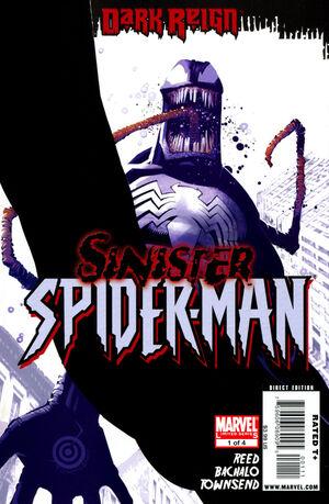 Dark Reign Sinister Spider-Man Vol 1 1