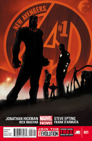New Avengers Vol 3 1