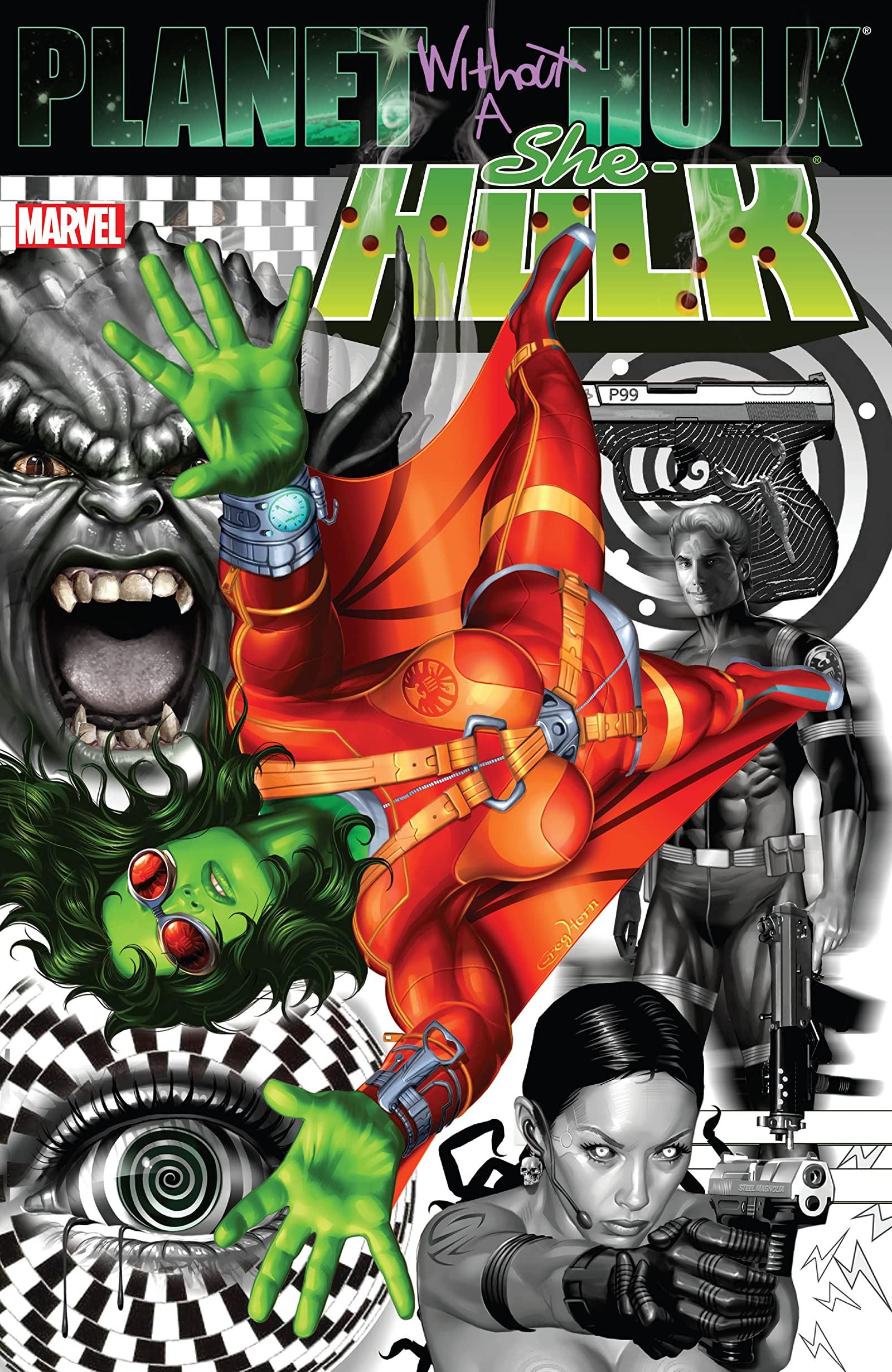 She-Hulk TPB 5