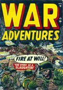 War Adventures Vol 1 2