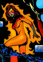 Angelica Jones (Earth-523002) from What If Jessica Jones Had Joined the Avengers? Vol 1 1 0001