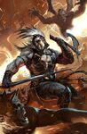 Chaos War Ares Vol 1 1 Textless