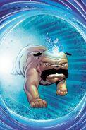 Mighty Captain Marvel Vol 1 4 ResurrXion Variant Textless
