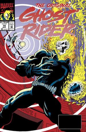 Original Ghost Rider Vol 1 14