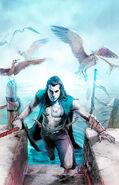 Marvel 1602 Fantastick Four Vol 1 4 Textless