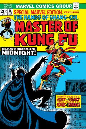 Special Marvel Edition Vol 1 16