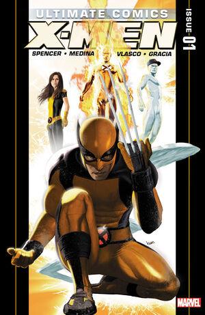 Ultimate Comics X-Men Vol 1 1