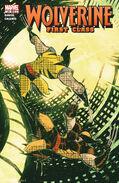 Wolverine First Class Vol 1 20