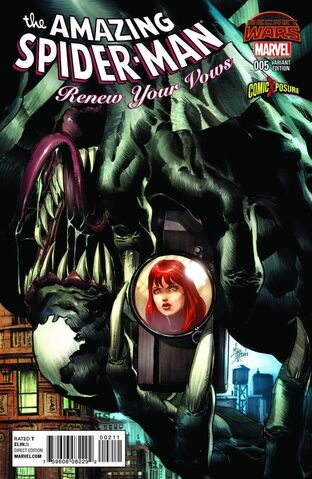 File:Amazing Spider-Man Renew Your Vows Vol 1 5 ComicXposure Exclusive Variant.jpg