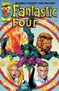 Fantastic Four Vol 3 35