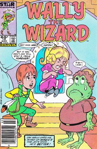 File:Wally the Wizard Vol 1 12 Newsstand.JPG