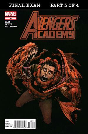 Avengers Academy Vol 1 36