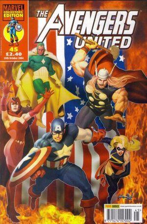 Avengers United Vol 1 45