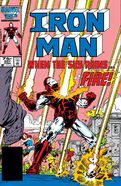 Iron Man Vol 1 207
