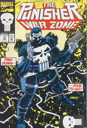 Punisher War Zone Vol 1 10