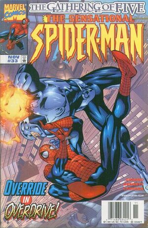 Sensational Spider-Man Vol 1 33