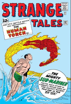 Strange Tales Vol 1 107