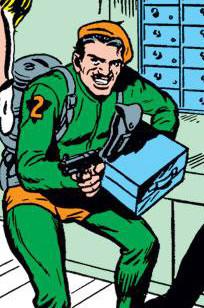 Carl Zante (Earth-616) from Strange Tales Vol 1 106 001
