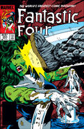 Fantastic Four Vol 1 284
