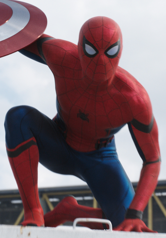 ファイル:Peter Parker (Earth-199999) from Captain America Civil War 001.png