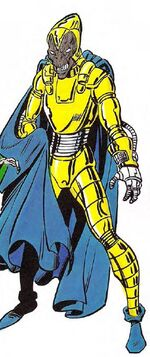 William Nowlan (Earth-616) from Gamer's Handbook of the Marvel Universe Vol 5