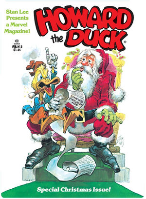 Howard the Duck Vol 2 3